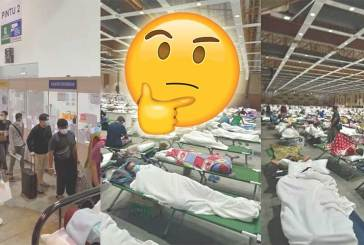 Fact Check : Sungai Buloh Hospital Cramped With Patients?