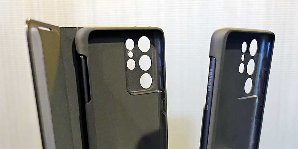 S Pen Covers For Samsung Galaxy S21 Ultra Showcase
