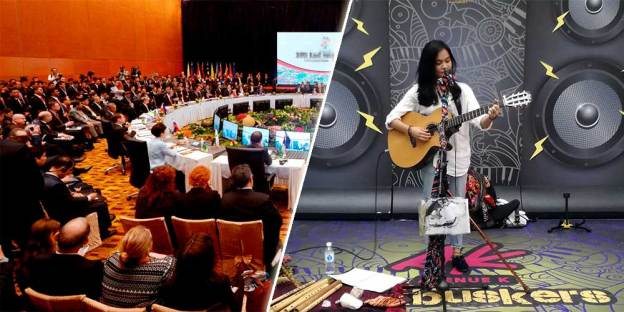 Malaysia MCO : MICE, Meetings + Busking Now Allowed!