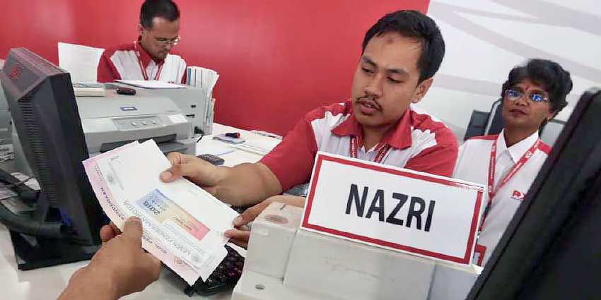Pos Malaysia Suspends Road Tax Renewal!