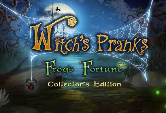 Witch's Pranks : Frog's Fortune - How To Get It FREE!