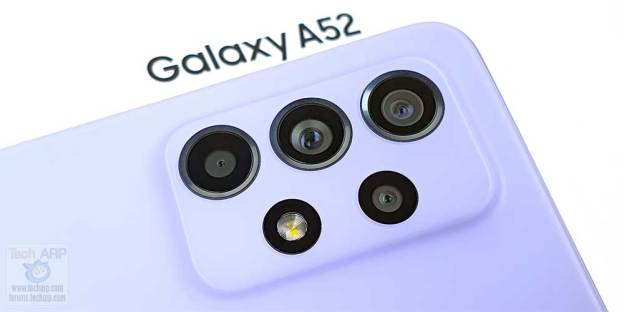 Samsung Galaxy A52 Unboxing + Hands-On Preview!