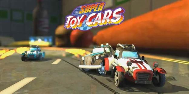 Super Toy Cars : How To Get It FREE!
