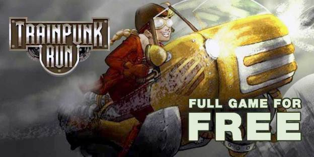 Trainpunk Run : Get It FREE For A Limited Time!