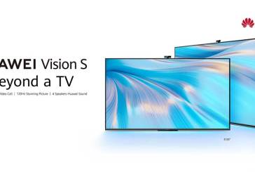 HUAWEI Vision S Smart TV : A Quick Preview!