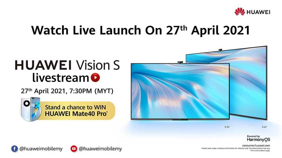HUAWEI Vision S Smart TV : An Early Preview!