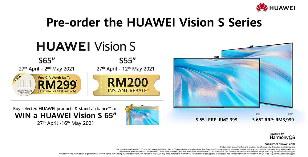 HUAWEI Vision S Smart TV : What You Need To Know!