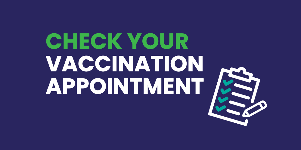 COVID-19 Vaccination : How To Check Your Appointment?