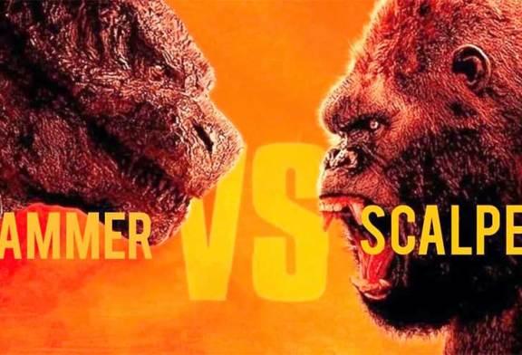 Scammer vs Scalper : Five RTX 30 Series Cards Gone!