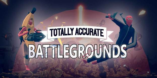 Totally Accurate Battlegrounds Is Now FREE!