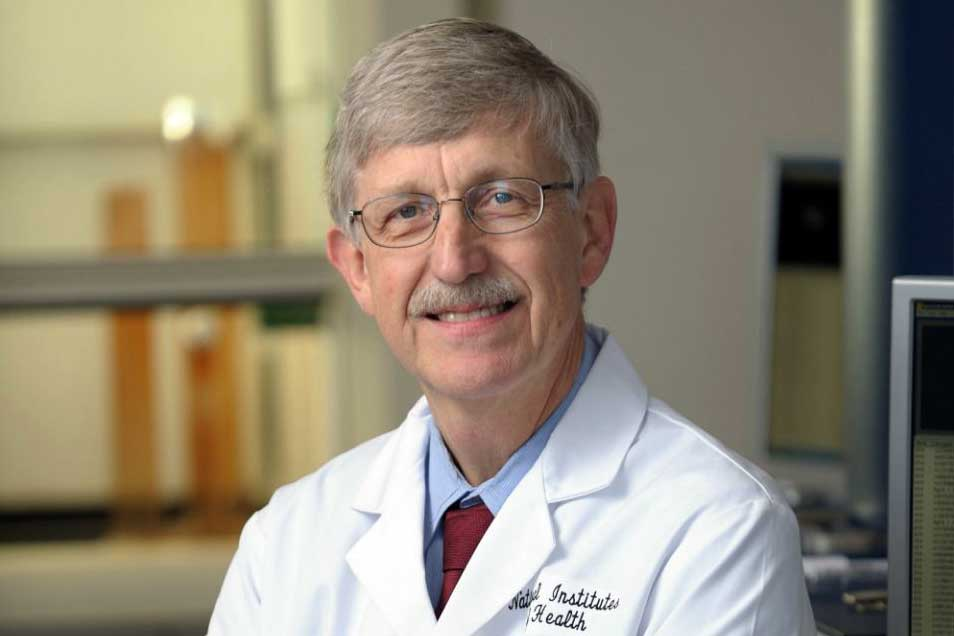 US NIH Director Dr Francis Collins on the Pfizer vaccine