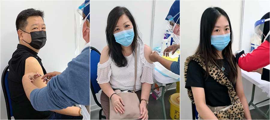 AstraZeneca Vaccination @ UM : A Video Guide!