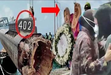 KRI Nanggala Submarine : Was Its Wreck Recovered?