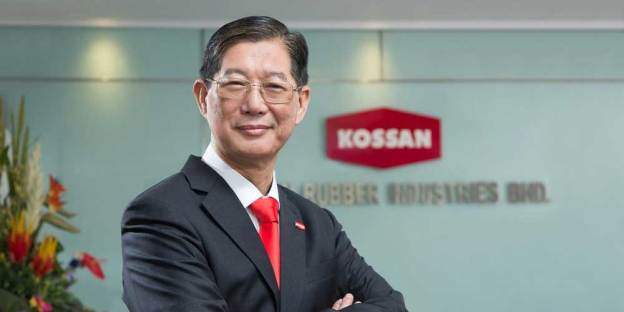 Kossan CEO, Lim Kuang Sia, Did Not Die Of COVID-19!