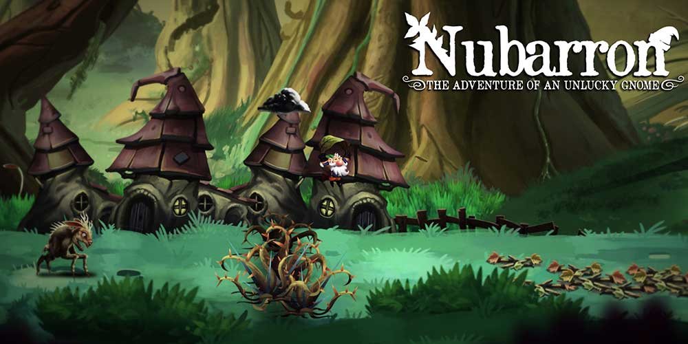 Nubarron : Get This Game FREE For A Limited Time!
