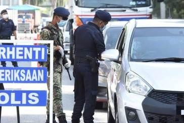 Selangor Under MCO 3.0 : Full List Of Police Roadblocks!