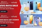 AWESOME vivo Deals During LazMall Super Brand Spotlight!