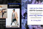 vivo V21 OOTD Contest : Light Up Your Style!