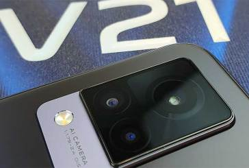 vivo V21 Smartphone : Our Hands-On Preview!