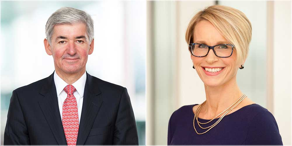 GSK Director and CEO