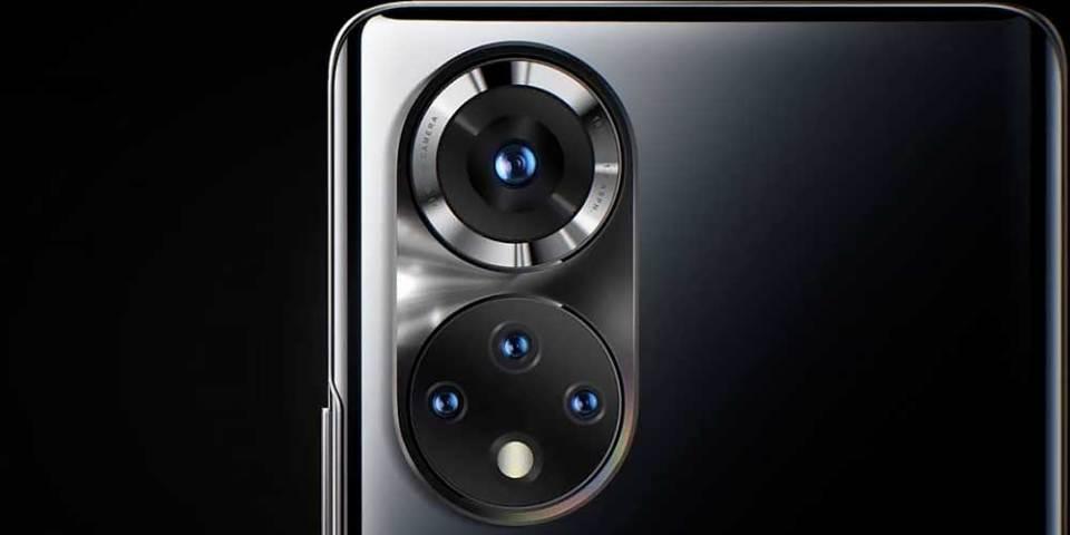 HONOR 50 Pro cameras