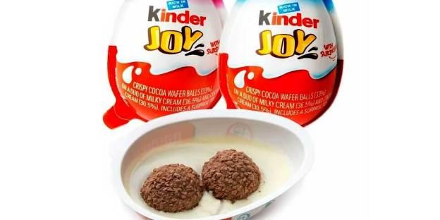Kinder Joy : Does Its Wax Coating Cause Cancer?