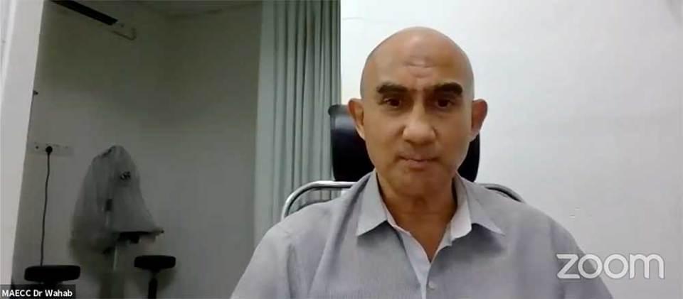 MAECC Dr. Abd Wahab Khalid Osman
