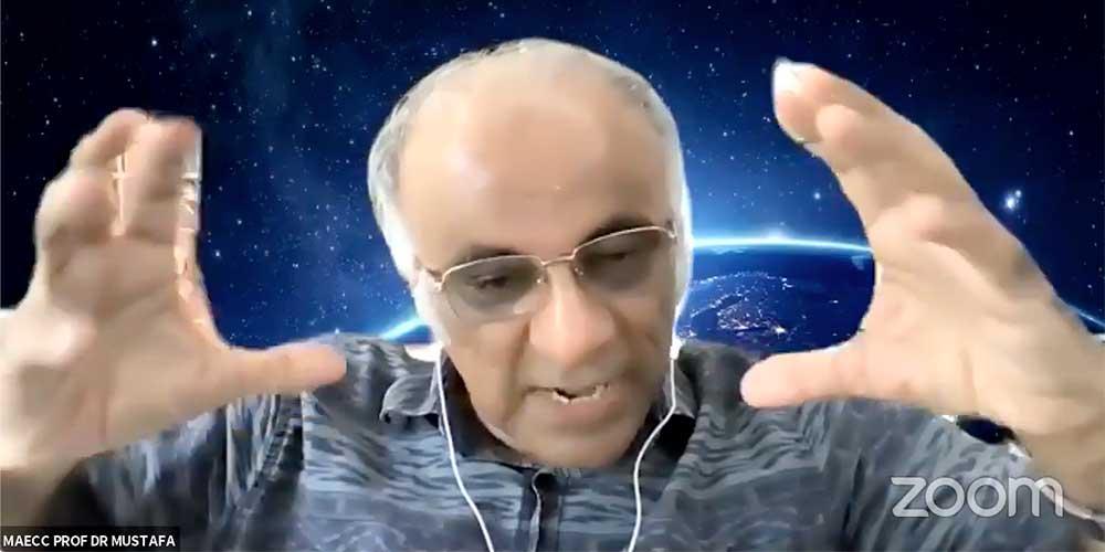 MAECC Professor Dr. Mustafa Ali