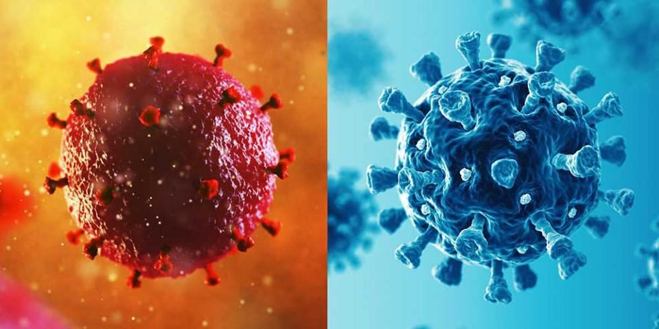 SARS-CoV-2 vs HIV-1