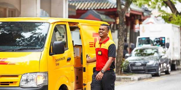 DHL eCommerce Central Hub Temporarily Suspended!