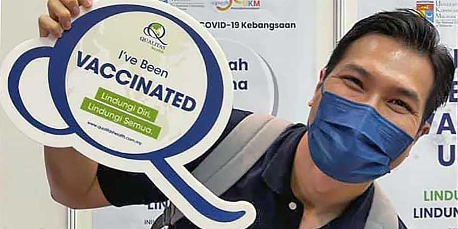 Travel + Social Privileges For Fully-Vaccinated In Malaysia!