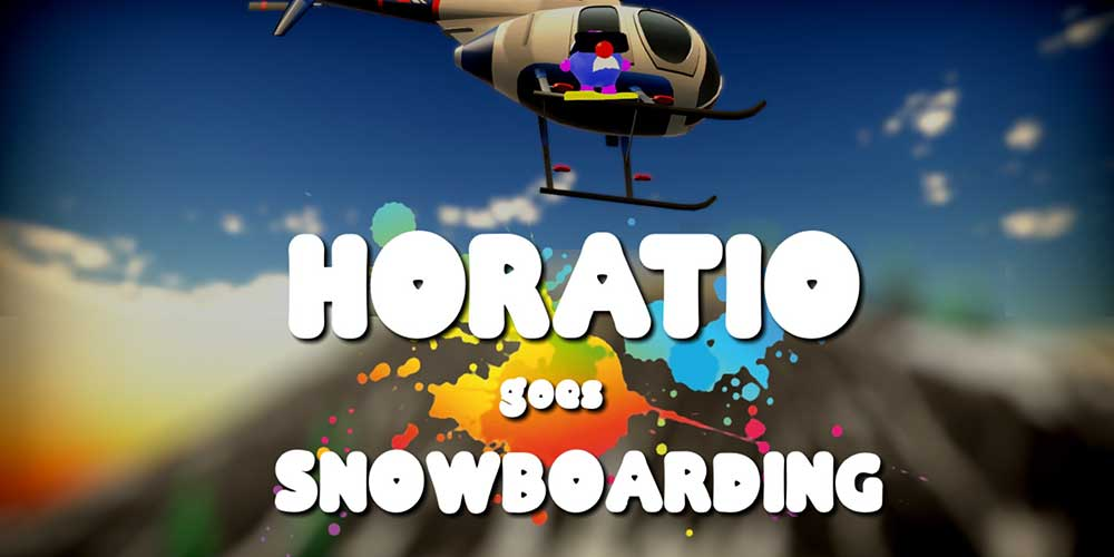 Horatio Goes Snowboarding : How To Get It FREE!