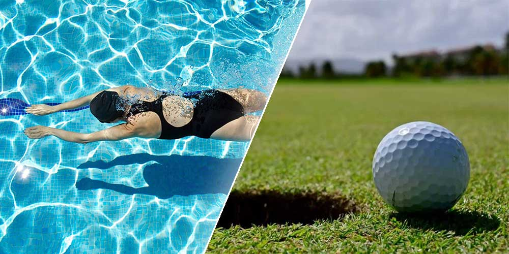 Swimming, Golf, Badminton Allowed For Fully-Vaccinated!