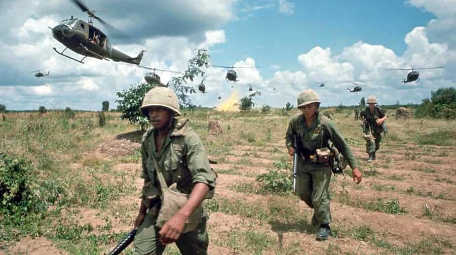 Vietnam War Air Cavalry