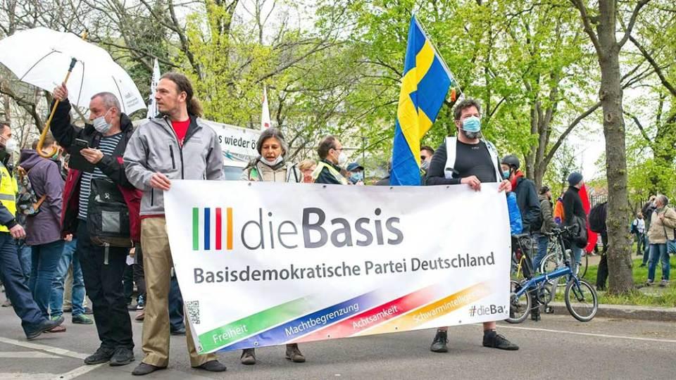 die Basis German Party