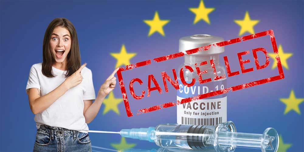 Is The EU Cancelling COVID-19 Vaccines In October 2021?