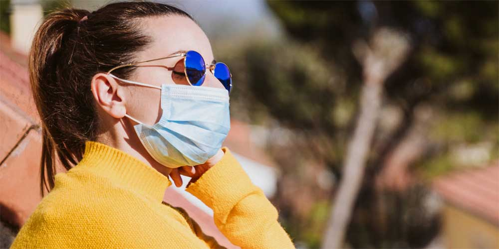 Can Sunlight Sanitise Your Face Mask For Weeks Of Reuse?