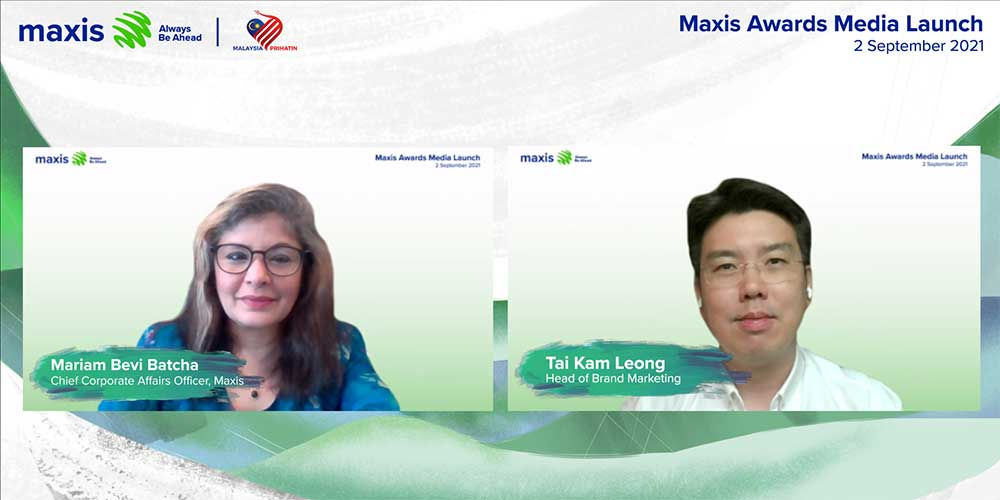 Maxis Awards To Drive Outstanding Malaysian Initiatives!