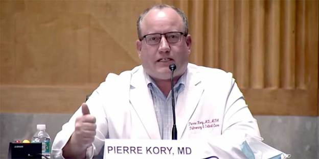 Dr. Pierre Kory Gets COVID-19, Despite Taking Ivermectin!