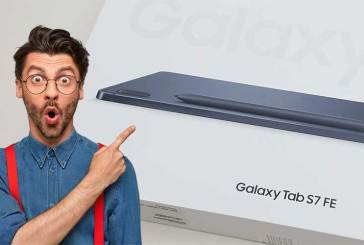 Samsung Galaxy Tab S7 FE : Unboxing + Hands-On Preview!