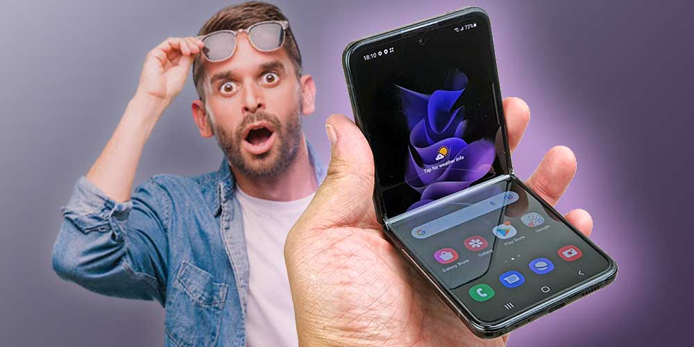 Samsung Galaxy Z Flip 3 Review : Darn Good Value!