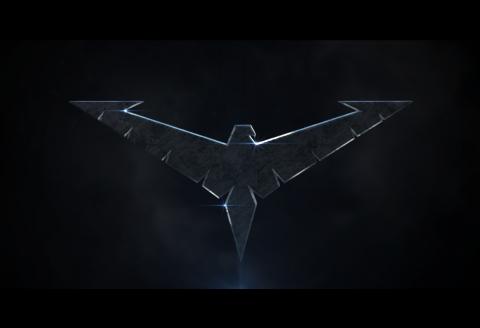 Nightwing The Series - logo