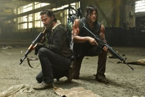 The Walking Dead - Rick & Daryl