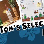 Tom's Selec #141 : Geek'em All !!