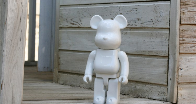 bearbrick porcelain