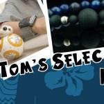 Tom's Selec #159 : Geek'em All !!
