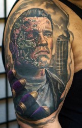 Christian Lucca best of tattoo geek terminator