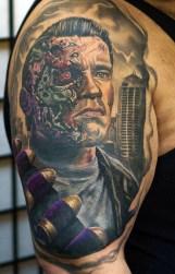 Christian Lucca best of tattoo geek terminator