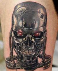 Denis Torikashvili Tidan best of tattoo geek terminator