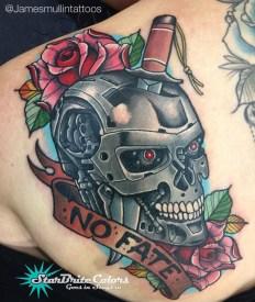 James Mullin best of tattoo geek terminator